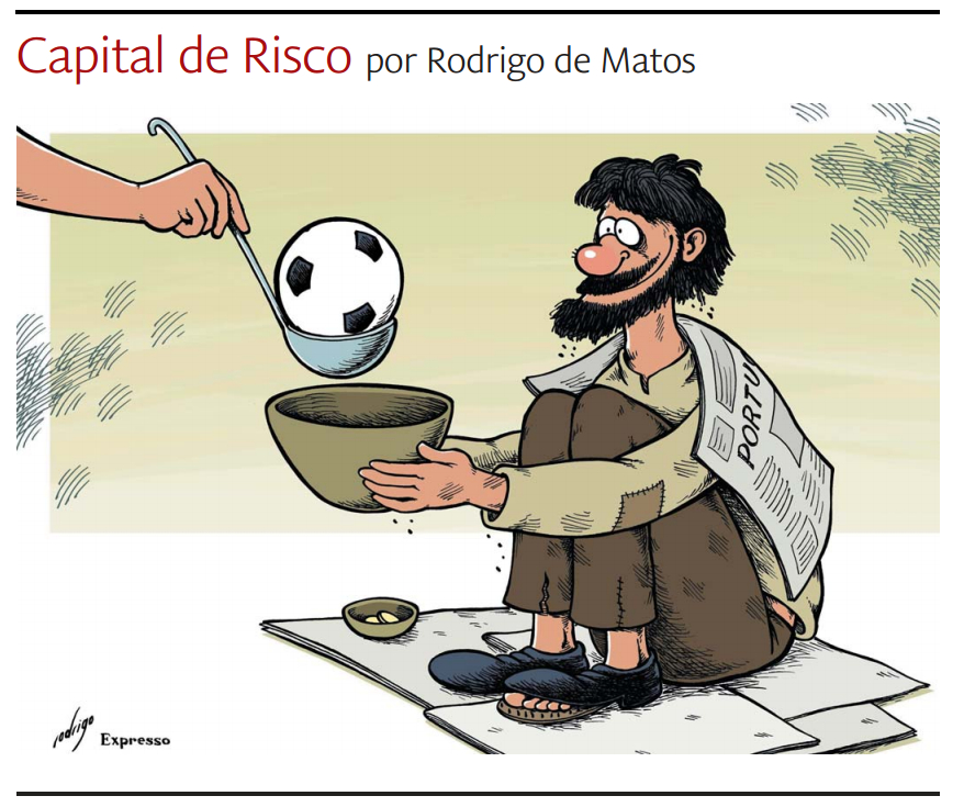 cartoon Rodrigo de Matos