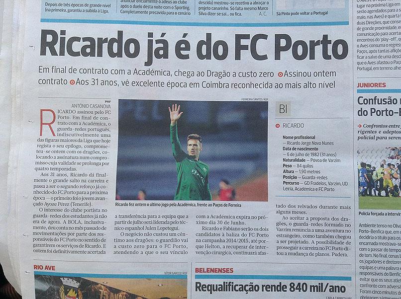 Ricardo-FCP