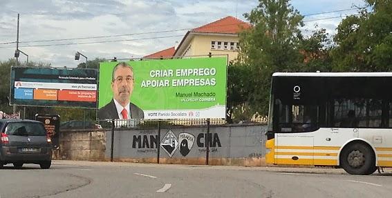 Promessa eleitoral de Manuel Machado