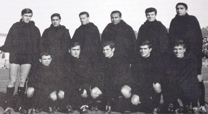 Académica 1963 1964