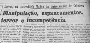 ? de Dezembro de 1976 (Diário de Coimbra)