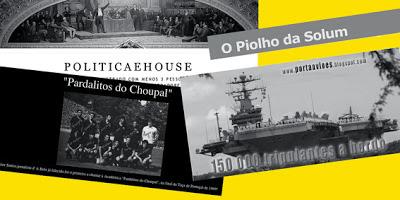 Blogues de Coimbra em Outubro de 2006